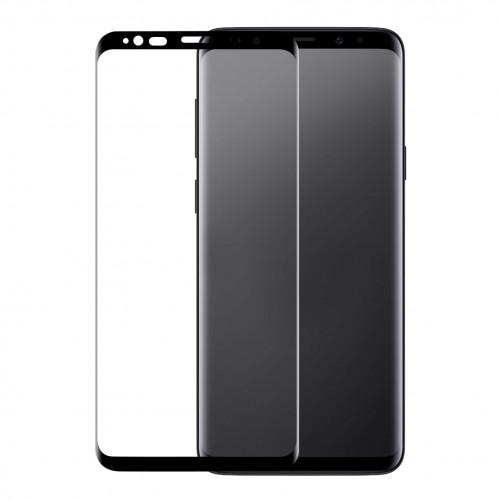 GEAR Härdat Glas 3D Full Cover Svart Samsung Note 9