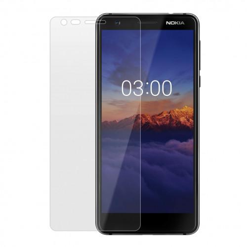 GEAR Härdat Glas 2.5D Nokia 3.1