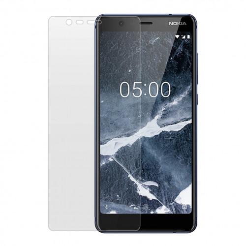 GEAR Härdat Glas 2.5D Nokia 5.1