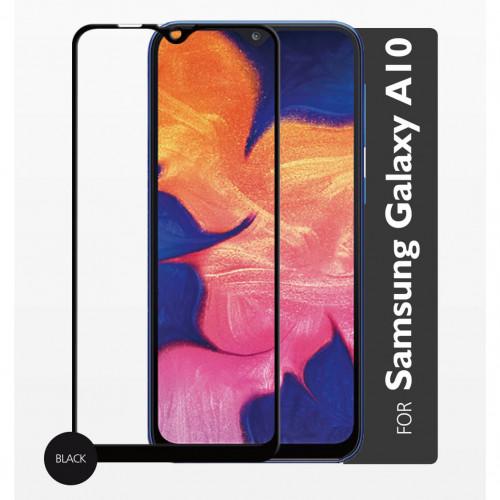 GEAR Härdat Glas 2,5D Full Cover Samsung A10 2019