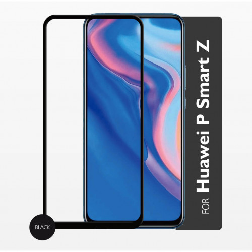 GEAR Härdat Glas 2,5D Full Cover Huawei P Smart Z 2019