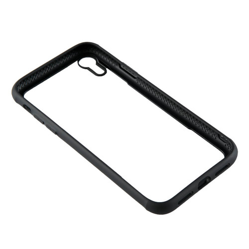 GEAR Mobilskal med Tempererat Glas Svart iPhone XR 6,1""