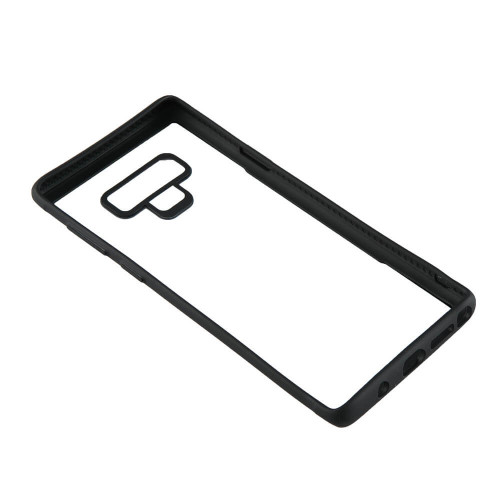 GEAR Mobilskal med Tempererat Glas Svart Samsung Note 9