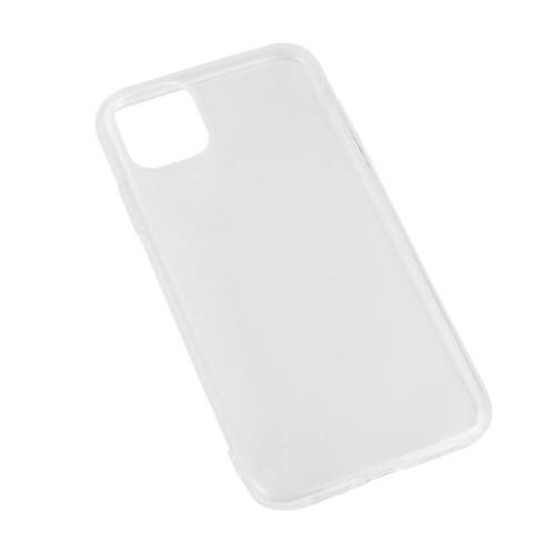 GEAR Mobilskal iPhone 12 / 12 Pro TPU Transparent