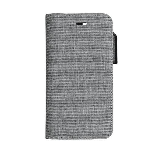 ONSALA Mobilfodral iPhone X / XS Textil Grå