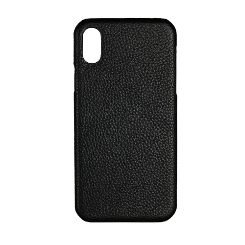 ONSALA Mobilskal iPhone X / XS Skinn Svart