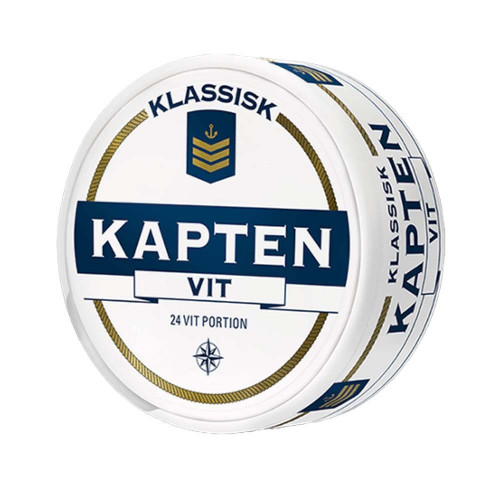 Kapten Vit Portion 10-pack