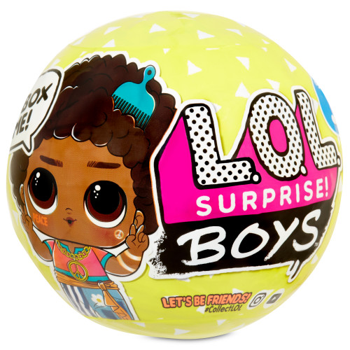 L.O.L. Surprise Boys Asst in Sidekick