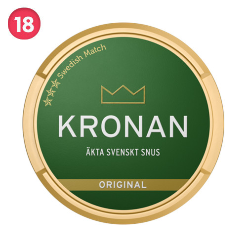 Kronan Original Portion 10-pack