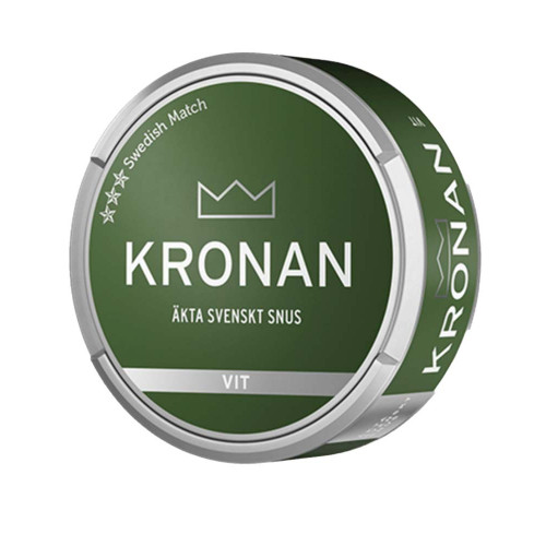 Kronan Vit Portion 10-pack