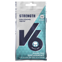 V6 Strong Teeth Spearmint