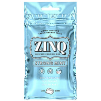 ZINQ Tuggummi Strong Mint