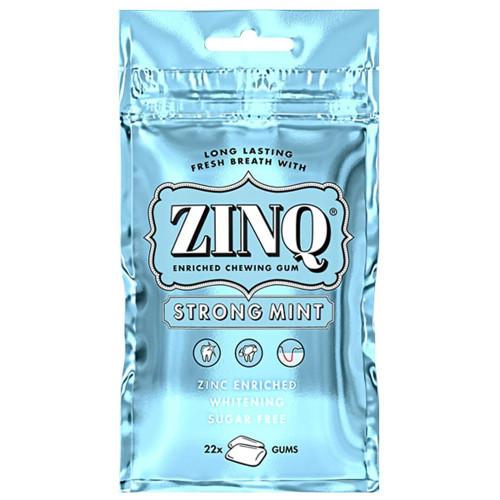 ZINQ Tuggummi Strong Mint