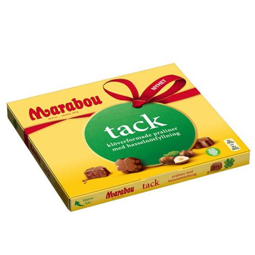 Marabou Tack Chokladask 110g