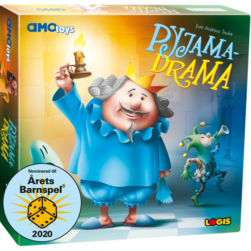 Danspill Pyjama-Drama