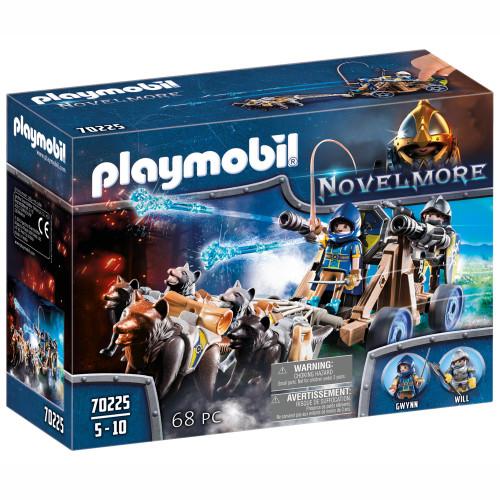 Playmobil Novelmore - Vargriddarnas vatt