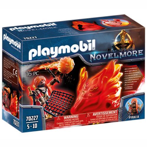 Playmobil Novelmore - Eldvakt med spöke
