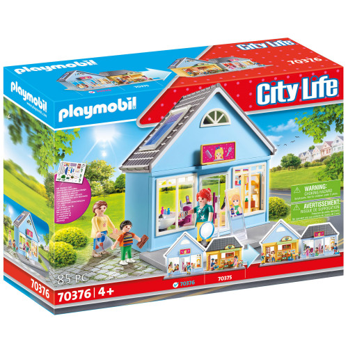 Playmobil City Life - Min frisörsalong