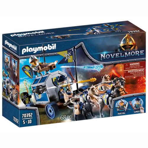 Playmobil Novelmore - Skattransport