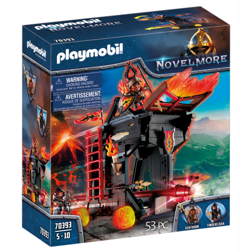 Playmobil Novelmore - Burnham Raiders el