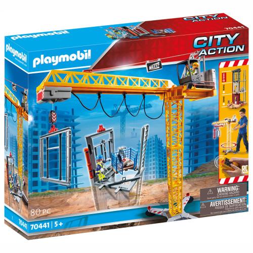 Playmobil City Action - Radiostyrd byggk