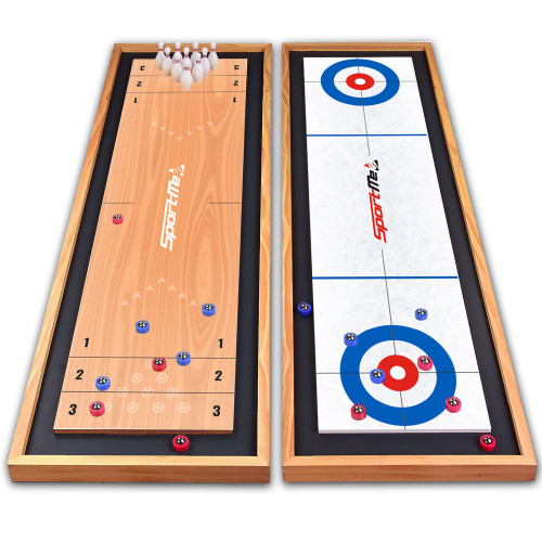 SportMe Shuffleboard 3 i 1