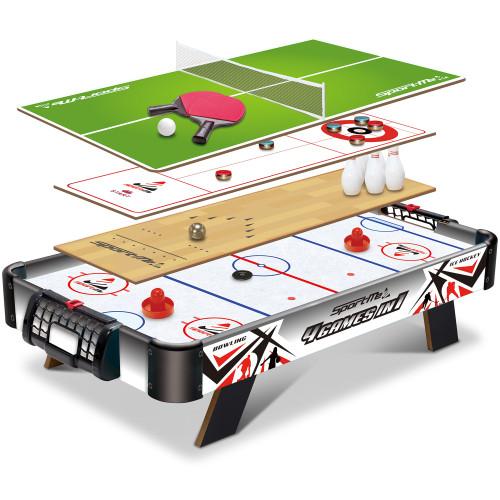 SportMe Bordspel 4 i 1
