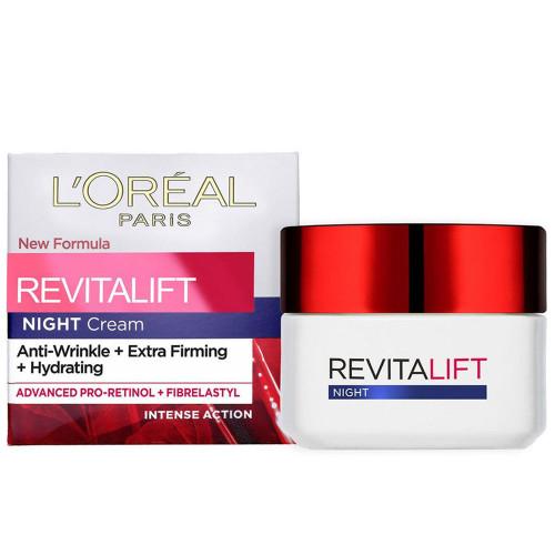 L'Oréal Paris Revitalift Night Creme 50ml