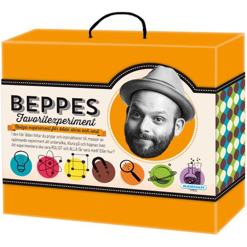 Kärnan Beppes bästa experiment