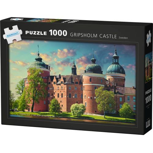 Kärnan Pussel Gripsholms slott 1000 b