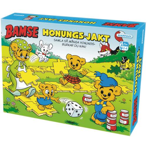 Kärnan Bamses Honungsjakt