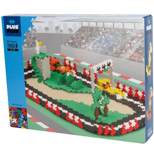 Plus-Plus Basic Race Track / 1060 pcs