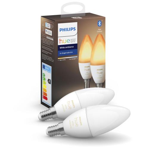 Philips Hue White Ambiance E14 Kron 2-