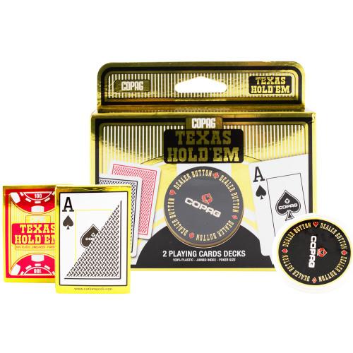Cartamundi Texas Holdem