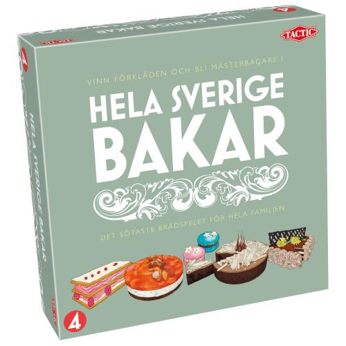 Tactic Hela Sverige bakar
