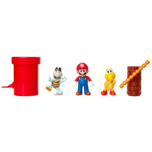 JAKKS Pacific Super Mario 2.5 Inch Dungeon D