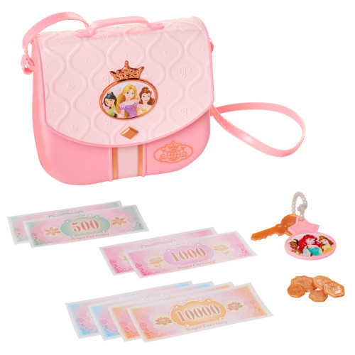 JAKKS Pacific Disney Princess Travel Purse S