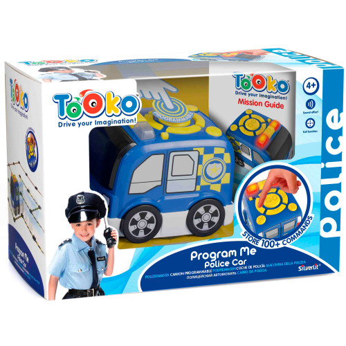 Silverlit Tooko Programmable Vehicle Pol