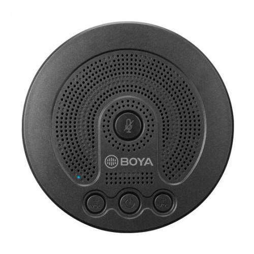 BOYA Mikrofon & Högtalare BY-BMM400 3.5mm - TRRS
