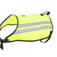 KENNEL EQUIP Reflective dog vest Active