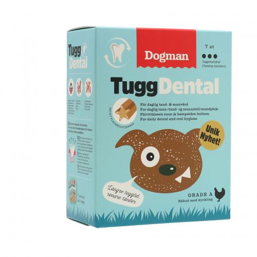 DOGMAN Tugg Dental m Kyckling 28p
