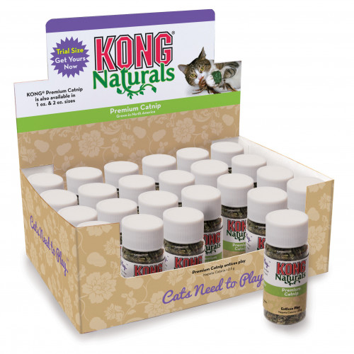 KONG Catnip Premium torkad