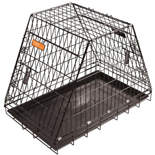 DOGMAN Stålbur Premium Pyramid