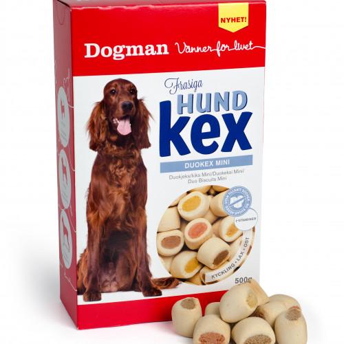 DOGMAN Frasiga Märgkex Mix