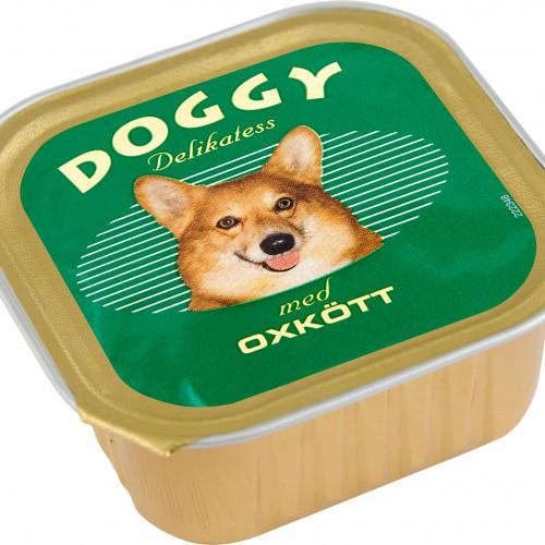 DOGGY Delikatesspaté m Oxkött