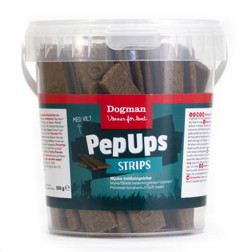 DOGMAN PepUps Strips vilt