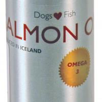 IFEX Snackfish Salmon Oil