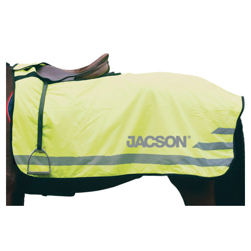 JACSON Reflex Skrittäcke Neon