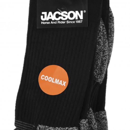 JACSON Coolmax Strumpa  2p