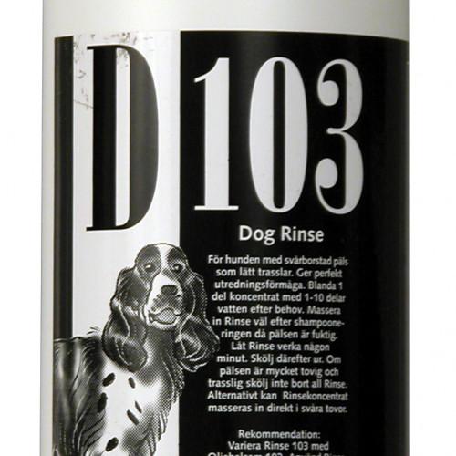 ACTIVE PET CARE Balsam D103 Utredning